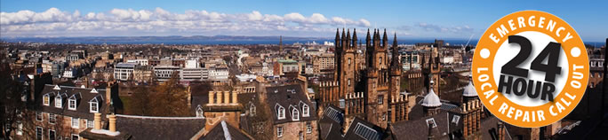 emergency roof repairs in edinburgh