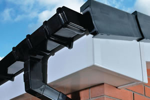 Gutters, Downpipes, Facias & Soffits